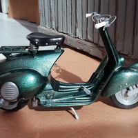 Small VESPA PIAGGIO 125 - 1951 FIRST MODEL 3D Printing 233486