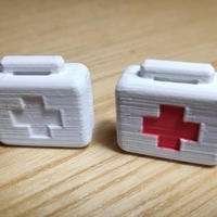 Small Scale 1/10 first aid kit 3D Printing 233523