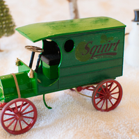 Small Chase model D truck Delivery Van 3D Printing 233554
