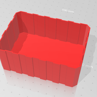 Small Container  3D Printing 233584