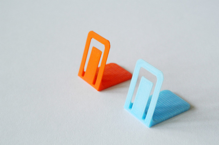 Card stand 3D Print 23407