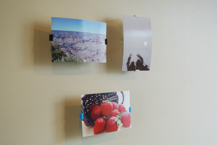 Floating photo frame 3D Print 23437