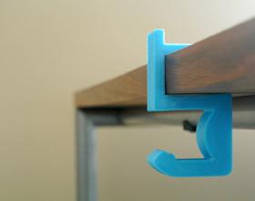 pin arm shaped hook 3d printing 23457