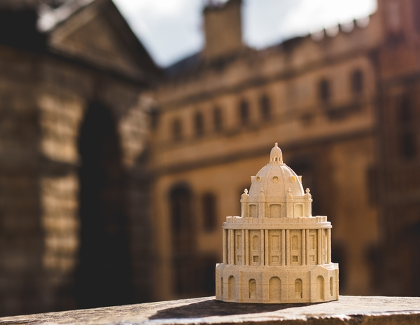 Medium Radcliffe Camera 3D Printing 235182