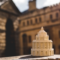Small Radcliffe Camera 3D Printing 235182