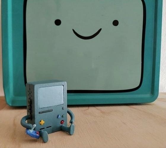 BMO Adventure Time kit