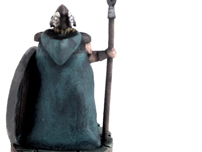 Warden of Midgard 3D Print 2353