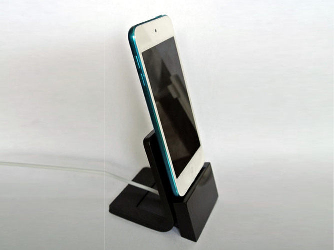iPhone stand 3D Print 23538