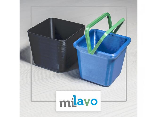 3D Printed Milavo by CKlab | Pinshape