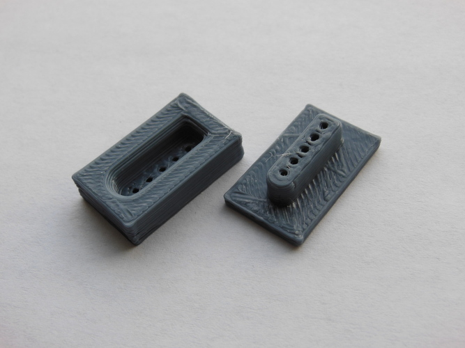 MAgnetic connector 3D Print 23633