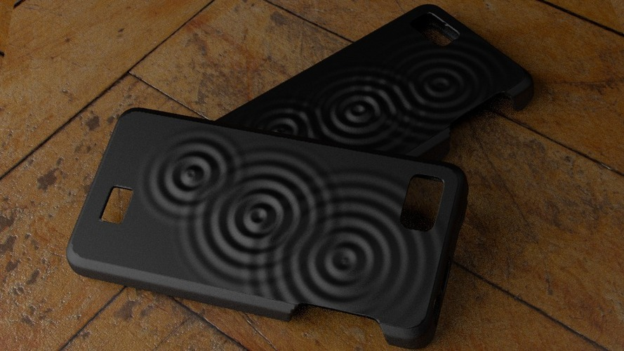 Fairphone Case #6: Wave Pattern 3D Print 23736