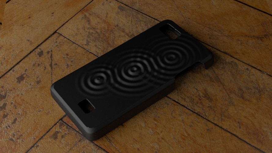 Fairphone Case #6: Wave Pattern 3D Print 23737