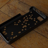 Small Fairphone Case #3: Random Holes Cutout 3D Printing 23742