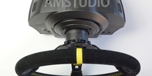 3D Printed THRUSTMASTER Quick Release Adapter by AMSTUDIO