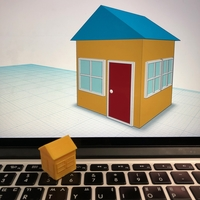 Small House Level 2 with Tinkercad 3D Printing 238399