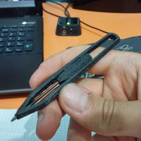 Small Mechanical pencil 3D Printing 23840
