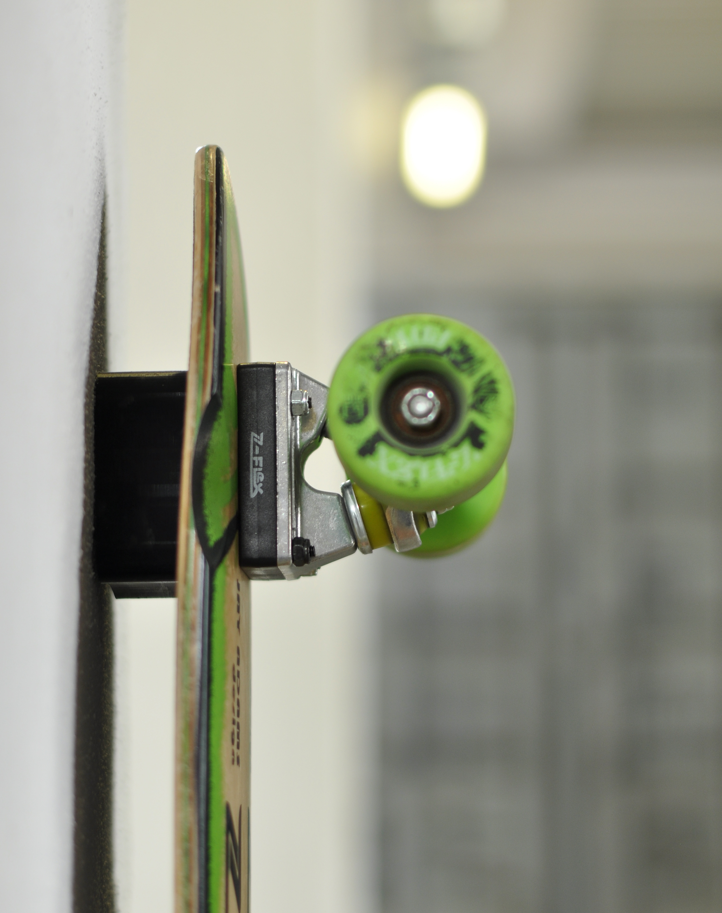 3D Printed Magnetic Skateboard/Longboard Holder (Metric) By Genghis |  Pinshape