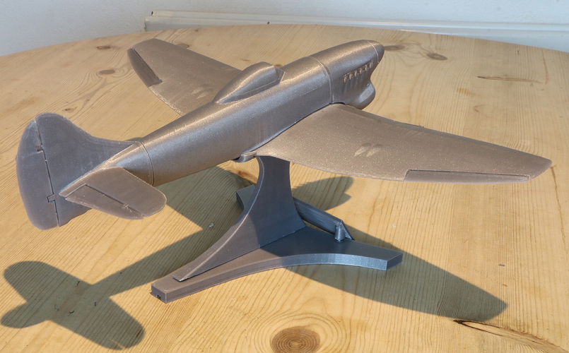 Hawker Tempest V WW2 Fighter Plane