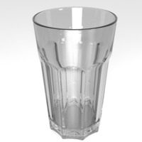 Small Drinking glass 3D Printing 23932