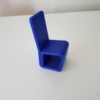 Small Chair 'Single Line' 3D Printing 240187
