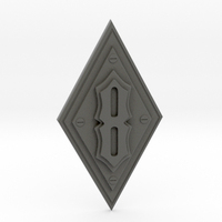 Small Iron Order 8 Decal 3D Printing 24054