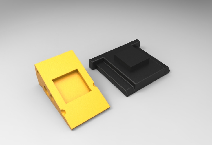 Say Cheese! (HotShoe Cover / v0.9) 3D Print 24072