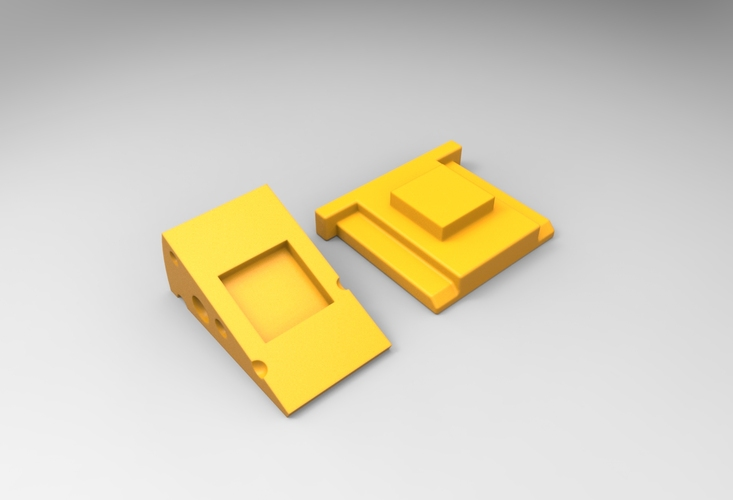 Say Cheese! (HotShoe Cover / v0.9) 3D Print 24074