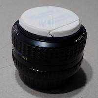 Small Camera Lens Cap - 48 mm 3D Printing 24254