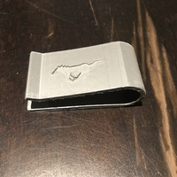 Small Money Clip 3D Printing 242811