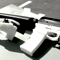 Small 3D Printer Gun Controversy and Future 3D Printing 243290