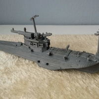 Small warships- G-5-class motor torpedo boat 3D print model 3D Printing 243609