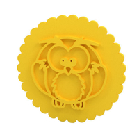 Small Cookie stamp / Stamp 3D Printing 243755