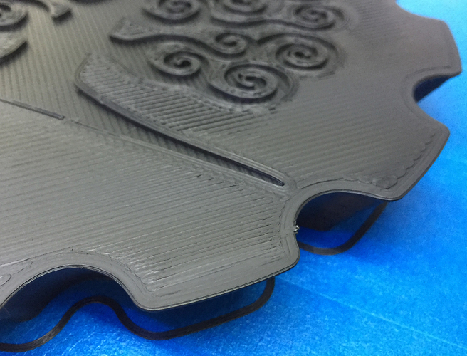 Floating floor drain cover 3D Print 24409