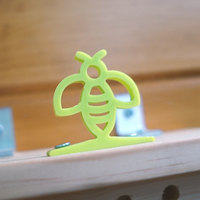 Small Save the Bees Badge 3D Printing 244360