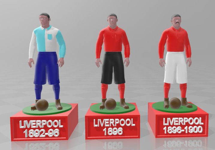 huge discount 968be a90ce Liverpool kits - 1890's