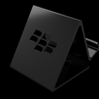 Small Blackberry Mobile Phone Holder 3D Printing 245143
