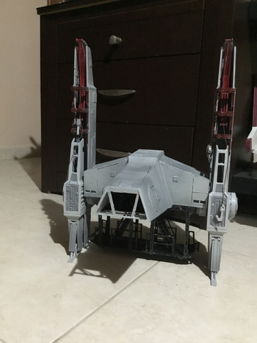 At Hauler 3.75 model for use with star wars hasbro line 3D Print 245188