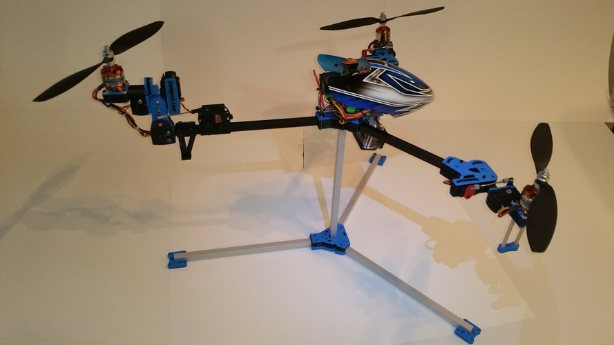 Shift TriCopter 3D Print 24527