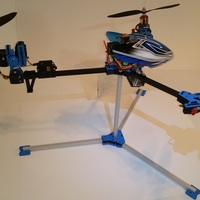 Small Shift TriCopter 3D Printing 24527