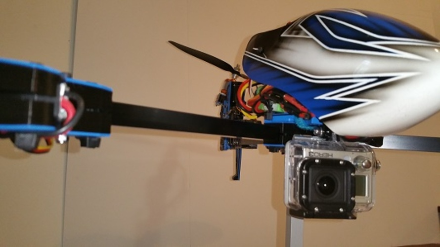 Shift TriCopter 3D Print 24531