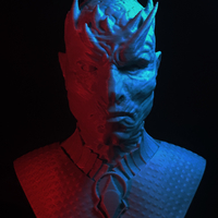 Small The Night King 3D Printing 245526