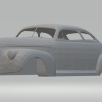 Small Chevrolet Special Deluxe 3D Printing 245710