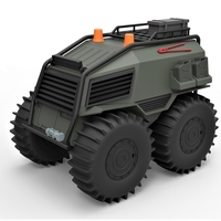 Small Diecast model SHERP Ultimate survival machine Scale 1:24 3D Printing 245910