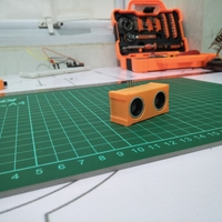 Small sensor ultrasonic HC 3D Printing 246436