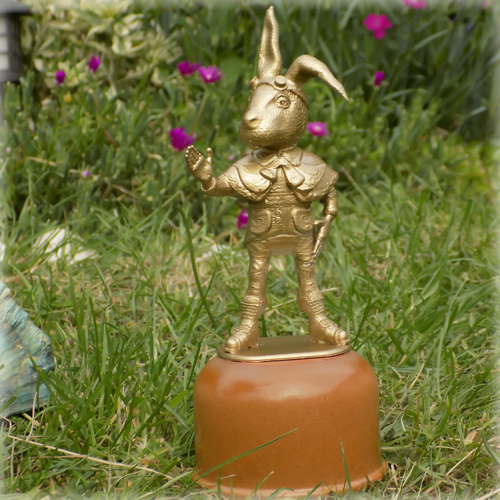 March Hare 3D Print 246556