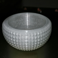 Small Glass Bowl 3D Printing 246696
