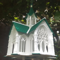 Small Bird Cathedral 3D Printing 247255
