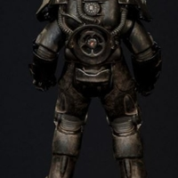 Small Fallout  Miami  Enclave Advance  Power  Armor 3D Printing 247338