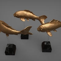 Small Carp Fancy 3D Printing 247689