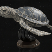 Small Turtle 3D Printing 247741
